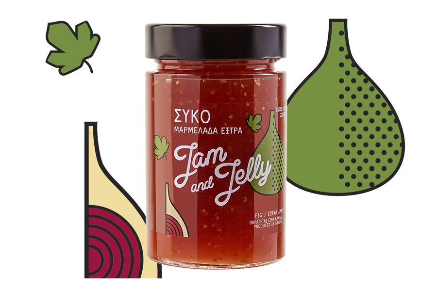 Fig Extra Jam