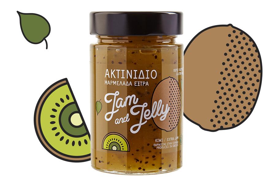 Kiwi Extra Jam