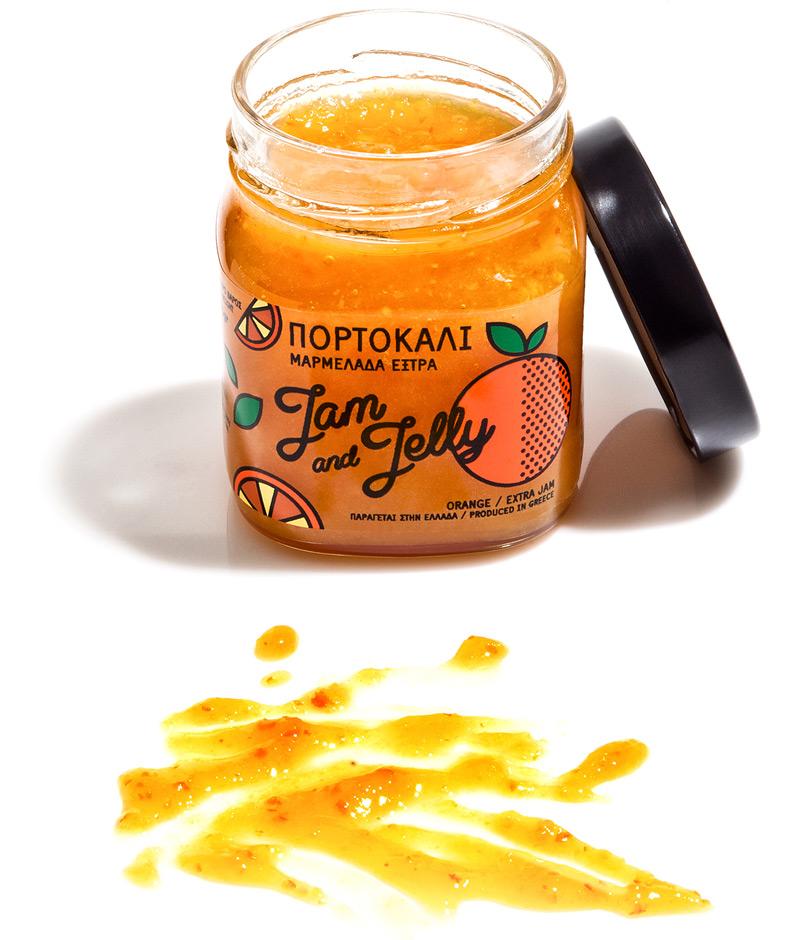 Μαρμελάδα Έξτρα Πορτοκάλι