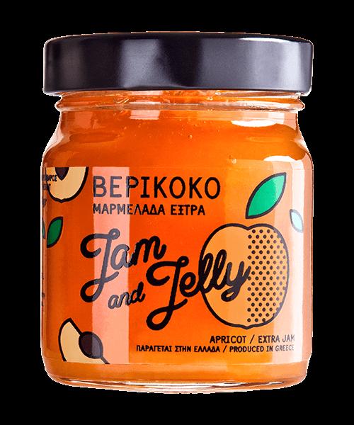Jam and Jelly - Μαρμελάδα Βερύκοκο - Apricot Jam